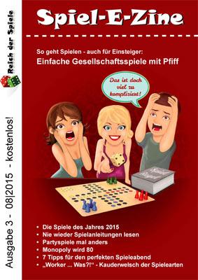 Spiel-E-Zine 3