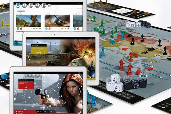 Hybridssystem bei Leaders - Foto von Rudy Games