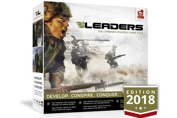 Crossover-Spiel Leaders - Foto von Rudy Games