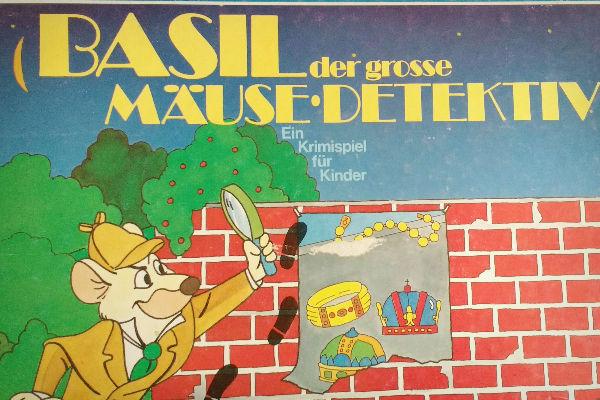 Basil der grosse Mäuse-Detektiv Foto: Stefanie Münzer
