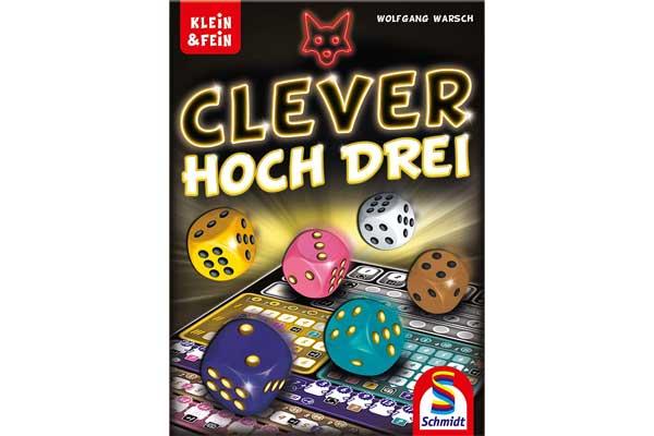 Clever hoch drei - Schachtel - Foto von Schmidt Spiele