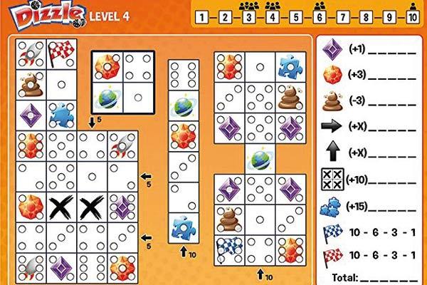 Dizzle - Level 4 - Foto von Schmidt Spiele