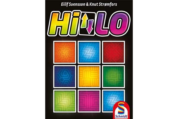 Kartenspiel HiLo - Schachtel- Foto von Schmidt Spiele