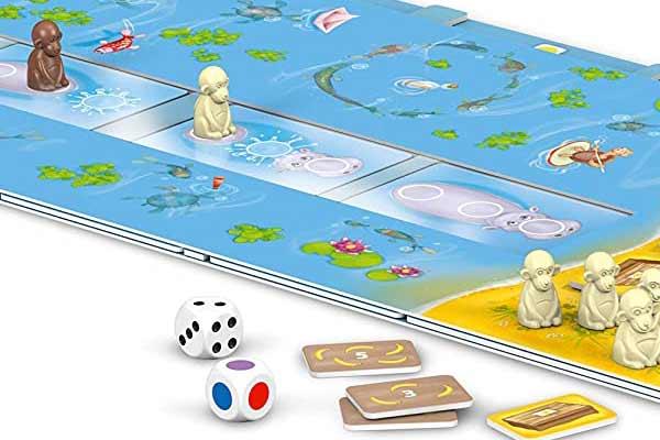 Hipp Hopp Hippo - Spielszene - Foto von Schmidt Spiele