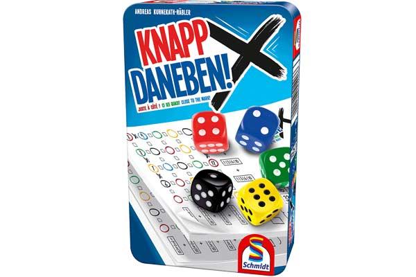 Knapp daneben - Schachtel - Foto von Schmidt Spiele