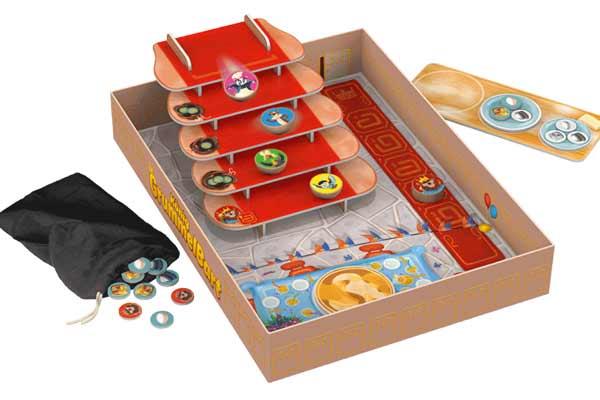 König Grummelbart - Spielmaterial - Foto von Schmidt Spiele