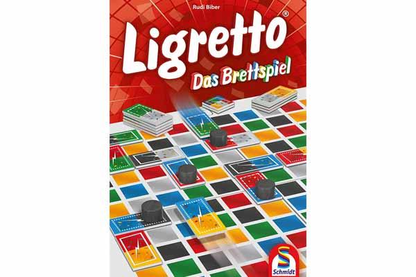 Ligretto - Das Brettspiel - Schachtel - Foto von Schmidt Spiele