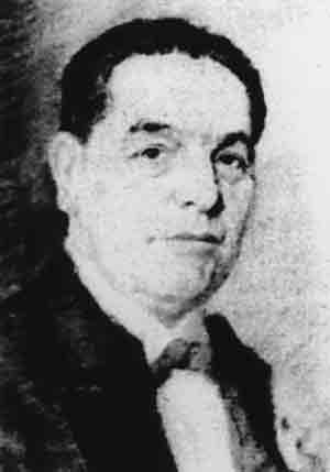 Erfinder Josef Friedrich Schmidt - Foto Schmidt Spiele