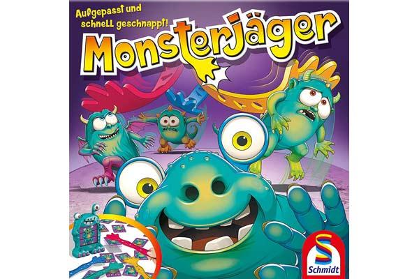 Kinderspiel Monsterjäger - Foto von Schmidt Spiele