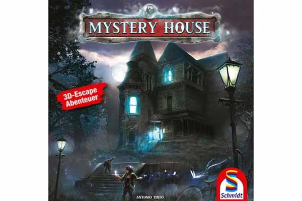 Gesellschaftsspiel Mystery House - Foto von Schmidt Spiele
