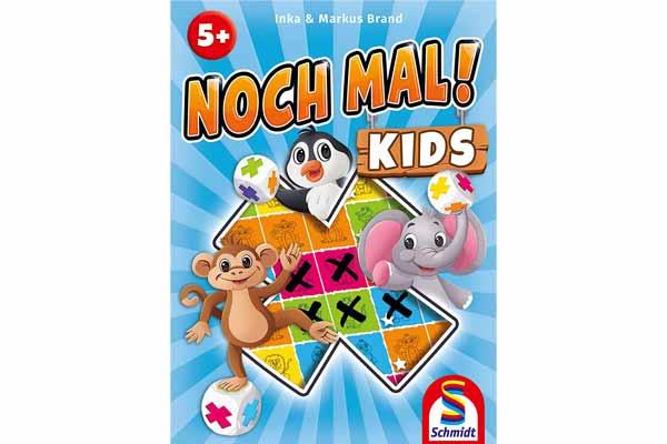 Kinderspiel Noch Mal Kids - Foto von Schmidt Spiele