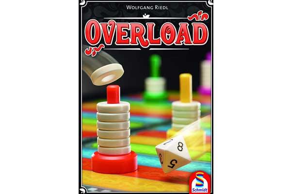 Taktisches Rennspiel Overload - Foto von Schmidt Spiele
