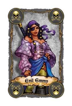 Skull King - Evil Emmy - Foto von Schmidt Spiele