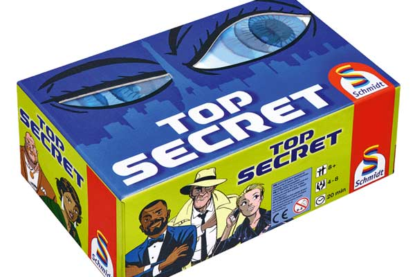 Top Secret - Schachtel - Foto von Schmidt Spiele
