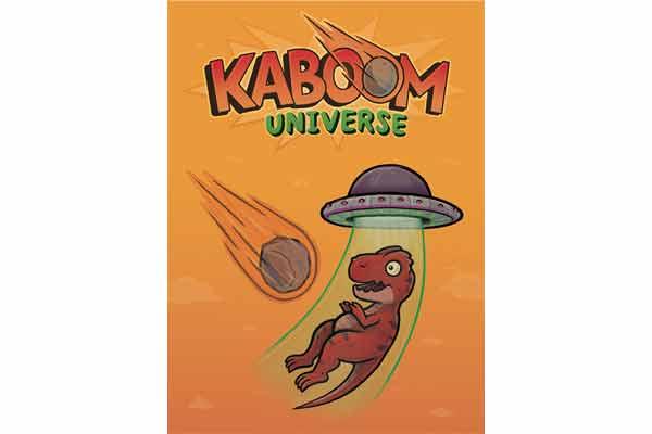 Kaboom Universe - Schachtel - Foto von Tembo Games