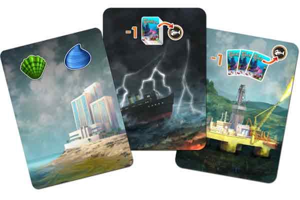Mini Diver City - Umweltkarten - Foto von Sphere Games