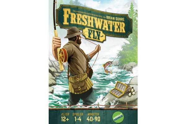 Freshwater Fly - Strategiespiel für Angeler - Foto von Spielefaible
