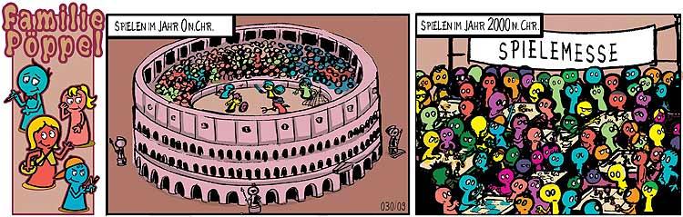 Spiele-Comic: Spielen
