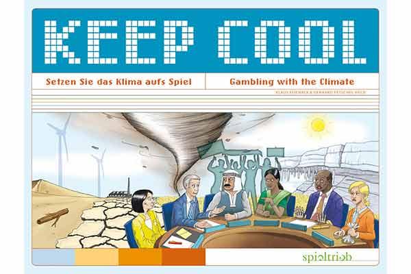 Klimawandel-Verhandlungsspiel Keep Cool - Foto von Spieltrieb