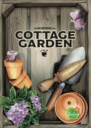 Covergrafik Cottage Garden - Foto von Edition Spielwiese