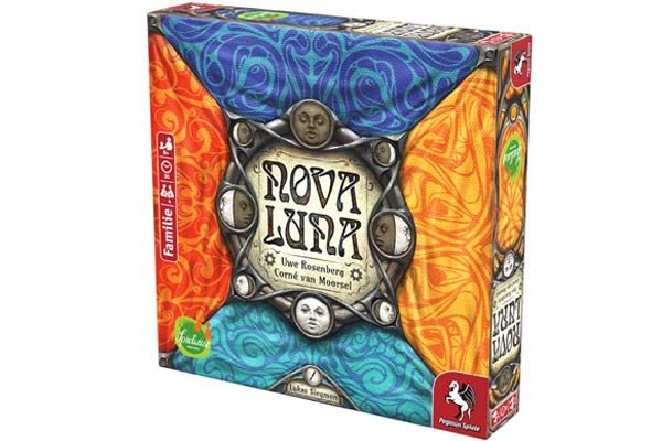 Nova Luna - Schachtel - Foto von Edition Spielwiese