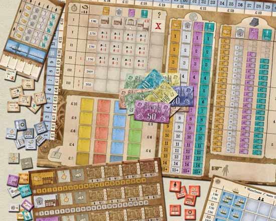 Material von Arkwright - Foto von Spielworxx