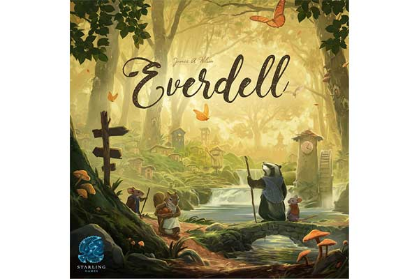 Everdell Covermotiv - Foto von Starling Games