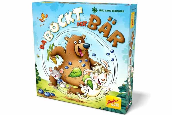 Da bockt der Bär - Schachtel  - Foto von Zoch Verlag