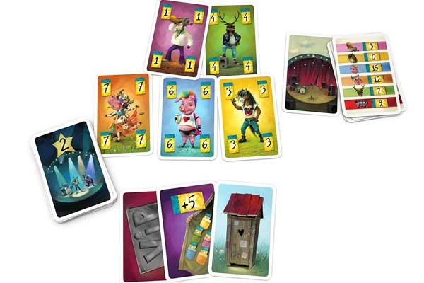 Rock The Bock Spielkarten - Foto von Zoch Verlag