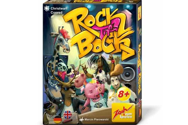 Rock The Bock Schachtel - Foto von Zoch Verlag