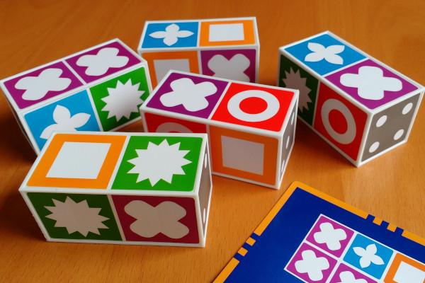 Spiel Crazy Cubes, Foto: Steffi Münzer