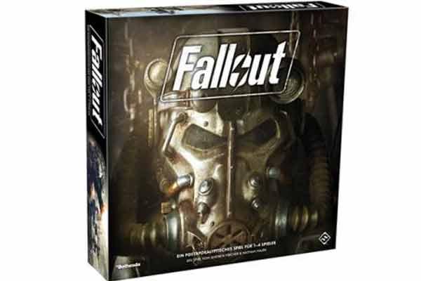Brettspiel Fallout - Foto von FFG