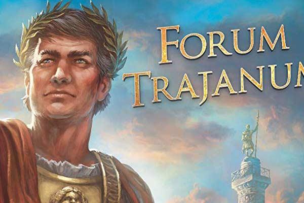 Forum Trajanum - Ausschnitt - Foto von HUCH!