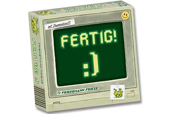 Fertig - Foto von 2F-Spiele