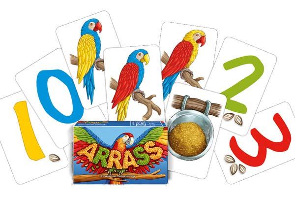 Kartenspiel Arras - Foto von Adlung Spiele