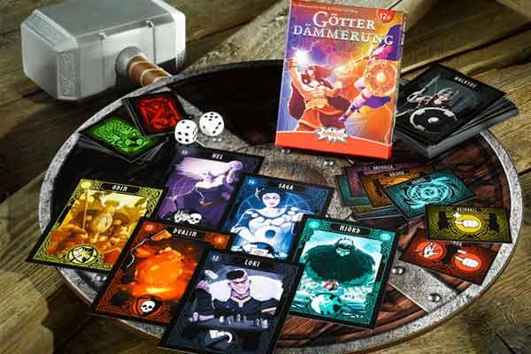 Götterdämmerung - Foto Amigo Spiele