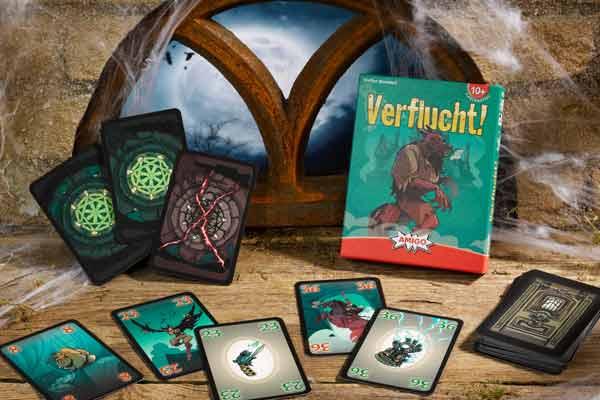 Kartenspiel Verflucht - Foto von Amigo Spiele