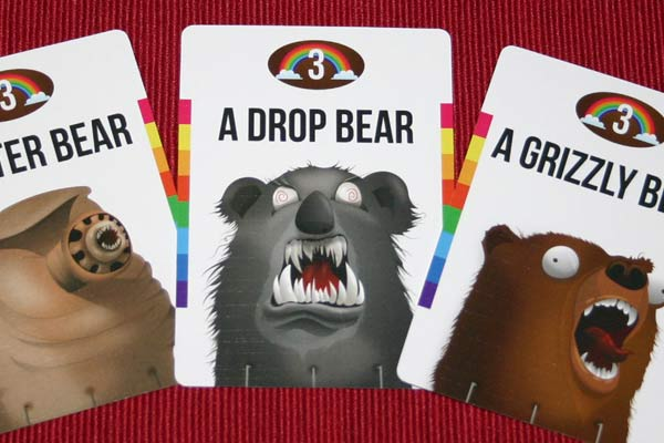Bears vs Babies - Die Bären - Foto von Reich der Spiele