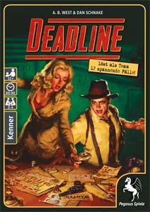 Deadline - Foto von Pegasus Spiele