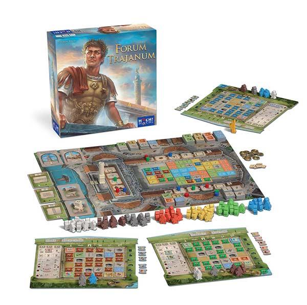 Forum Trajanum - Foto von HUCH!