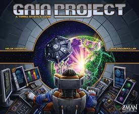 Kauftipp Spiel 17 Gaia Project - Foto Verlag