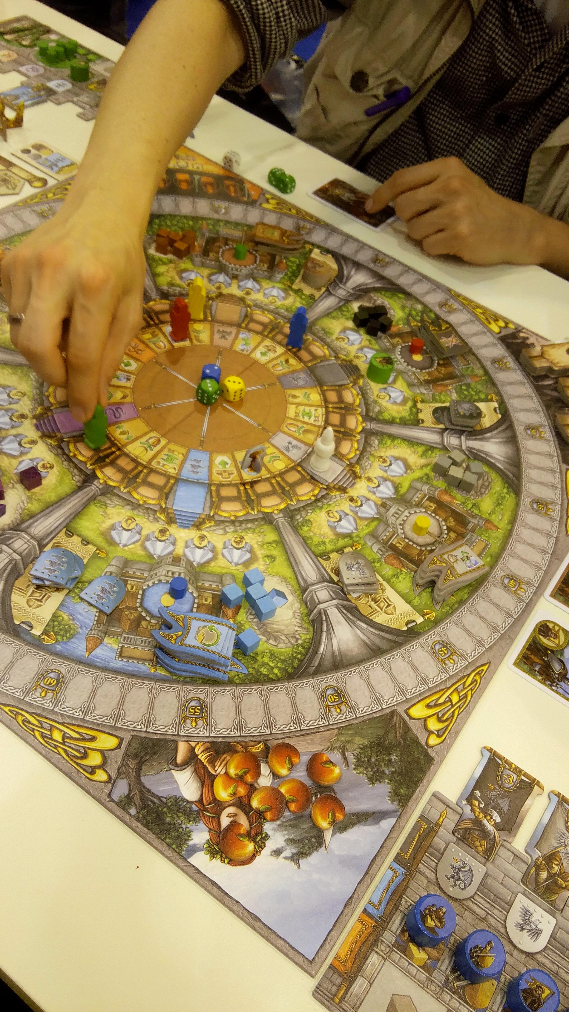 Merlin auf der Spiel 17 - Foto von Jörn Frenzel
