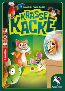 Krasse Kacke - Foto von Pegasus Spiele