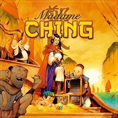 Madame Ching - Foto: Hurrican