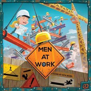 Men At Work - Foto von Pretzel Games