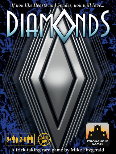 Diamonds, Schachtel - Foto von Stronghold Games