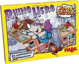 Kauftipp Spiel 17 Rhino Hero - Foto Verlag