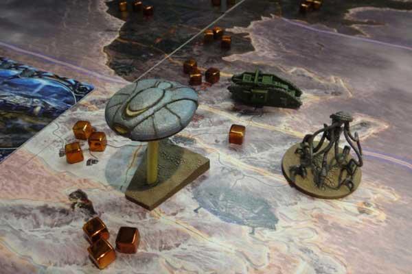 War of the Worlds: A New Wave - Foto Alex Sch.