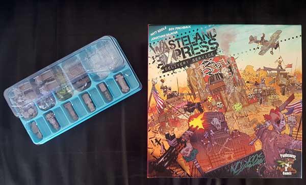 Wasteland Express Delivery Service - Foto Alex Sch.