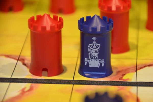 Stratego - das kniffelige Strategiespiel - Foto von Axel Bungart